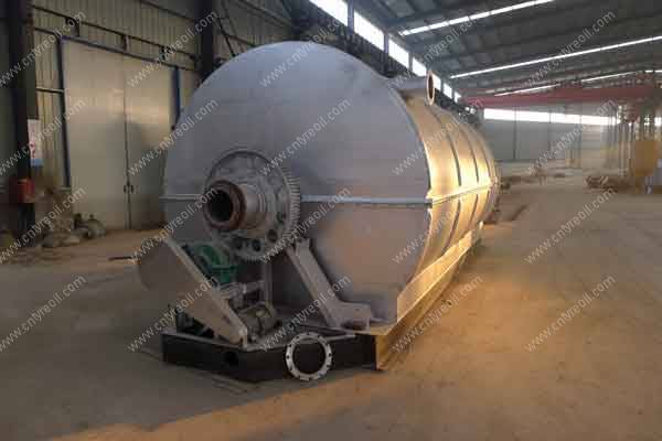 Waste Tyre Pyrolysis Reactor for Waste Tyre Pyrolysis Plant