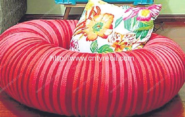 5 funky DIY tips to recycle old tyres 3