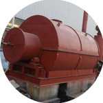 Waste Plastic Pyrolysis to Diesel Oil Plant